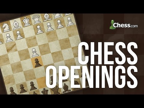 Learn to Play Chess: The Four Move Checkmate