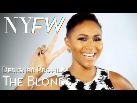 Shameless Maya with The Blonds I New York Fashion Week