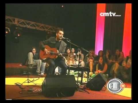 CMTV - Jorge Drexler - Eco - CM Vivo 2007