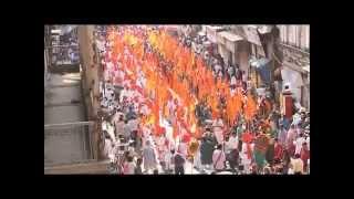 Girgaon Dhwaj Pathak, Gudi Padwa 2014 | Dhol Tasha