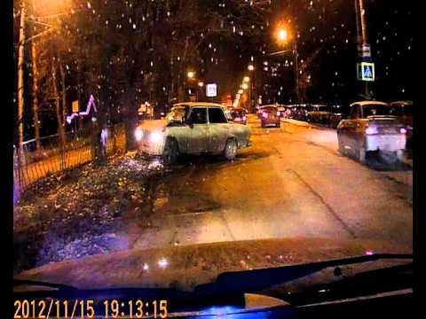 ДТП в Тольятти  15 11 2012