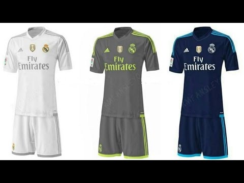 Real Madrid Players Numbers 2015 Real Madrid cf 2015/2016