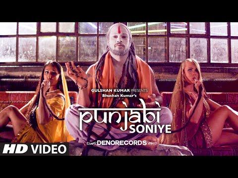 Punjabi (soniye) Video Song   Denorecords   Sunny Brown   T-series video