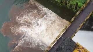 Malankara Dam Opening Thodupuzha.