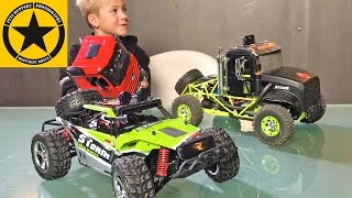 BUGGY 4WD RC Review and Unboxing Subotech High Speed Buggy 1/12 SCALE
