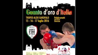 Semifinali  Guanto D'Oro 2016 - Trofeo A. Garofalo - Gorizia 16 Luglio