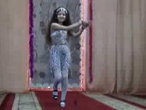 Минута славы-2013. А. Абдулаева, 5-А, узбекский танец