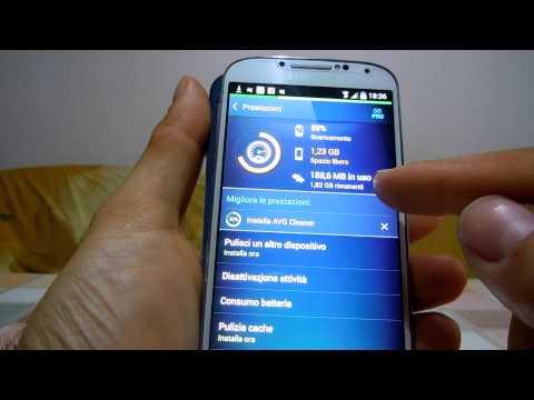 AVG antivirus Free, videorecensione dell'antivirus android per il vostro smartphone, tutorial