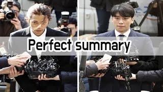 seungri scandal perfect summary!