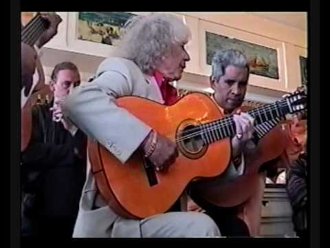 Manitas de Plata y las guitarras Les vagues 2002