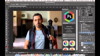 Photoshop CC Retouching Panel Perfect Skin Pro