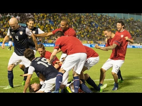 MNT vs. Jamaica: Highlights - June 7, 2013