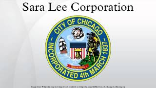 Sara Lee Corporation