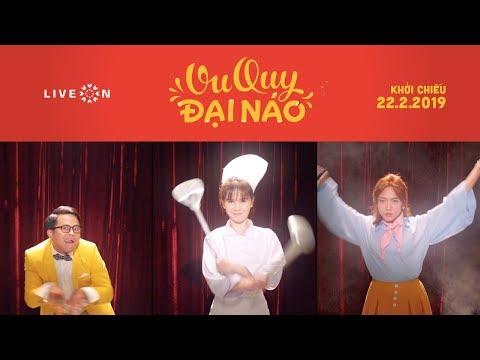 VU QUY ĐẠI NÁO - MAIN TRAILER | Khởi chiếu toàn quốc 22.02.2019
