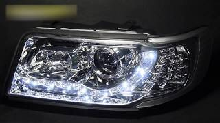 Тюнинг фары для Ауди 100 С4 | Tuning headlights for Audi 100 C4