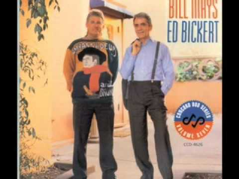 Bick's Bag (B. Mays) - Bill Mays&Ed Bickert Duo [audio from CD]