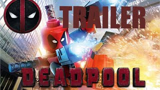 lego Deadpool Trailer