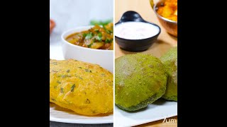 Yummy Puri Recipes for Morning Breakfast.