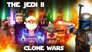 "LEGO Star Wars ""The Jedi"" - Episode 2 (Clone Wars)"