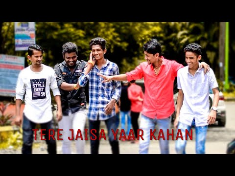 Tere Jaisa Yaar Kahan - Rahul Jain | mj creation | friends forever 2018