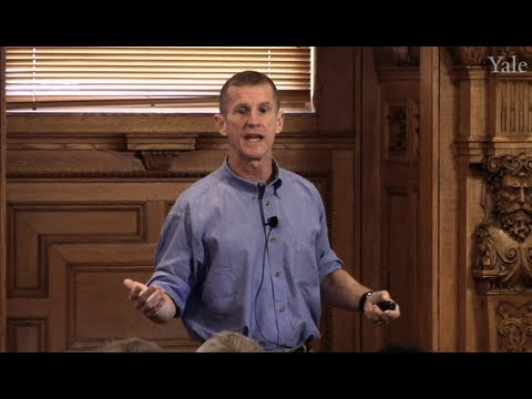 Gen. Stanley A. McChrystal on Leadership