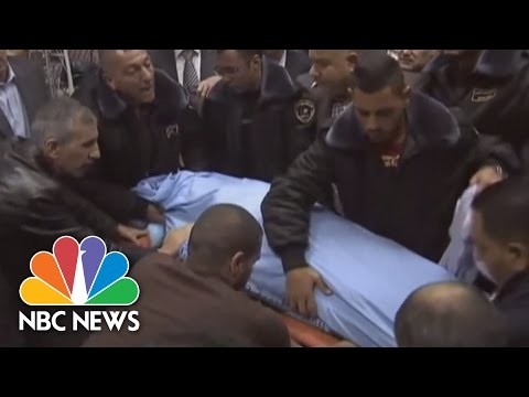 Palestinian Lawmaker Killed By Israeli Forces | NBC News