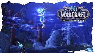 Tyrande's Ascension Scenario With Voice Over   Battle for Azeroth 8.1