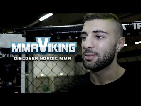 David Teymur IRFA 7 Post Fight Interview