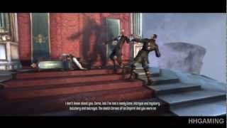 Dishonored - Ending HD All ENDINGS bad ending + good ending walkthrough part 41 dishonored final part