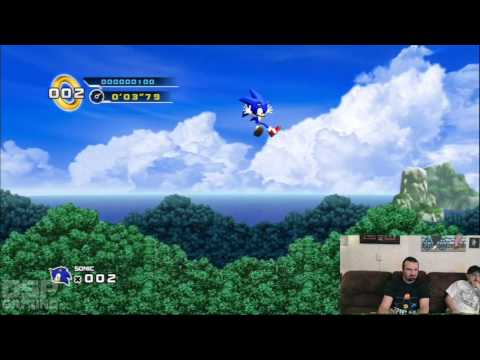 SGC Iron Man of Gaming 2013 Training - Sonic 4 pt2