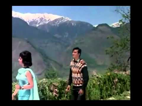 Tum Agar Saath Dene ka Vada Karo Movie Song Video (Hamraaz 1967...