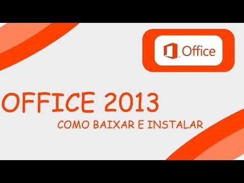 Como baixar e instalar o Office 2013 no Windows 7/8/8.1 [PT BR]