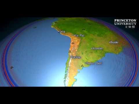 Magnitude 6.2 Quake, NEAR COAST OF NORTHERN CHILE