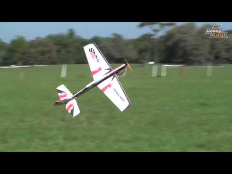 HobbyKing 3D - Michael Wargo flies the  Sbach 342 EPP 3D Airplane