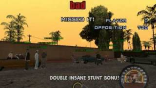 when i play gta san andreas 1