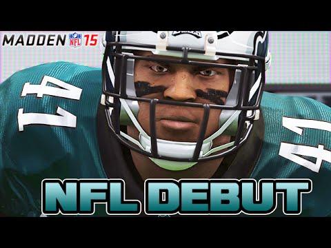 Madden 15 Career Mode - NFL Debut & Week 1 vs Jaguars (Sammy Hollins SS)