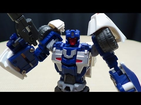 Fansproject CAR CRASH (Breakdown): EmGo's Transformers Reviews N' Stuff