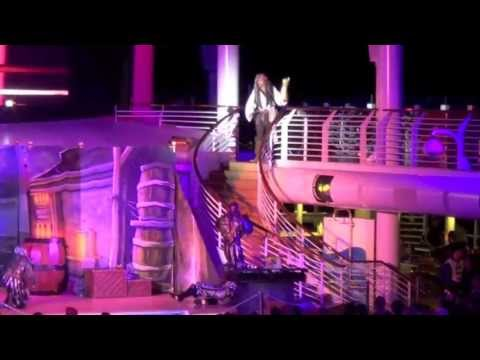 Disney Cruise Line Pirates In The Caribbean