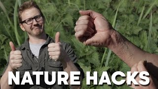 Nature Hacks: How to Soothe a Nettle Sting - Earth Unplugged
