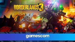 Borderlands 3 - FULL Presentation | Gamescom 2019 | Opening Night Live