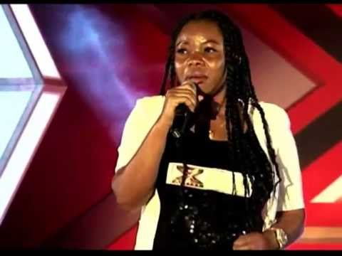 X FACTOR AUDITION ABUJA - (GLO X FACTOR) RAMAT (Funnier than Reality)