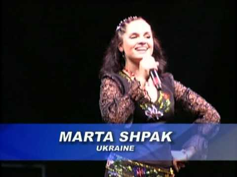 Marta Shpak in CANADA Beautiful Ukrainian Singer L MP3...