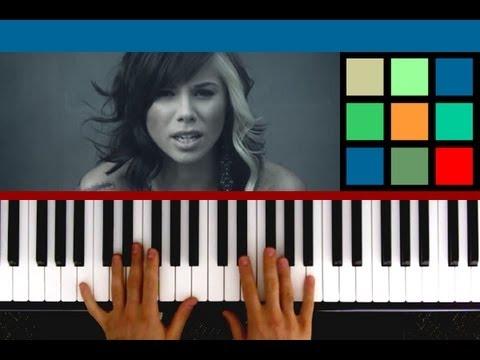 How To Play A Thousand Years Piano Tutorial  Sheet Music Christina Perri