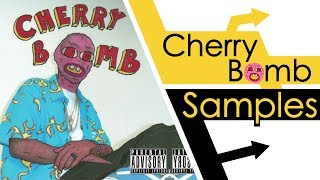 Every Sample From Tyler the Creator's Cherry Bomb
