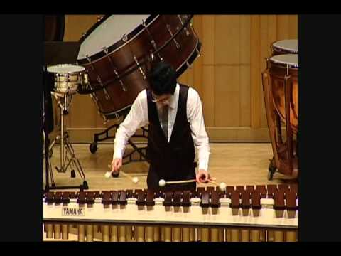 Variations On Japanese Children's Song For Marimba《日本童謠變奏曲》 video