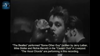 Watch Beatles Some Other Guy video