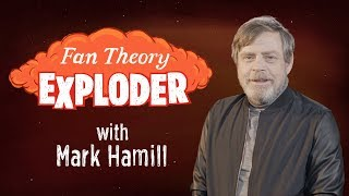 Mark Hamill Takes on