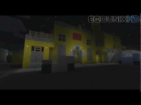 EqounixHD: Minecraft | Black Ops Hanoi Remake |