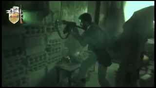 Syria FSA clashes continuing between Army and Hezbollah militias 3 7 2013