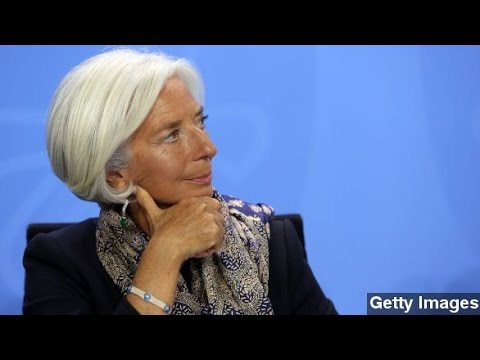 IMF's Christine Lagarde Won't Resign Over Corruption Case